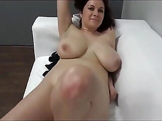 Sexy MILF First Casting blowjob amateur