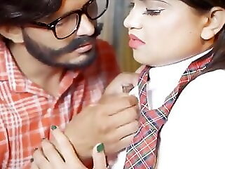 Hindi sex story, student has sex with Teacher blowjob babe