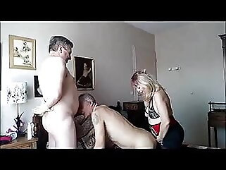 French strapon, bisexual french femdom