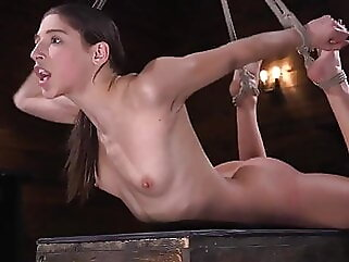 Abella Danger Bound bdsm anal