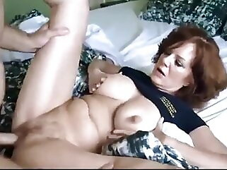 ROLEPLAY - Son Fucks Mom mature hardcore