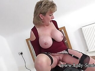 Sexy Lady blowjob amateur