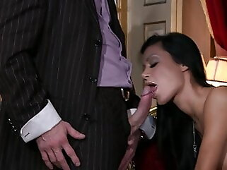 The Fascination of Sin blowjob anal