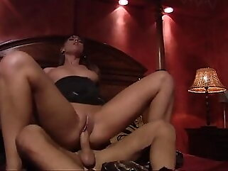 The Specialist brunette anal